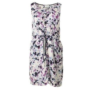 Greylin short dress Purple Printed on Tradesy