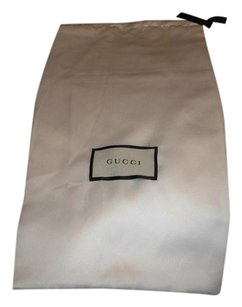 Gucci Authentic GUCCI dust bag Size: 9 inches width 17 inches length
