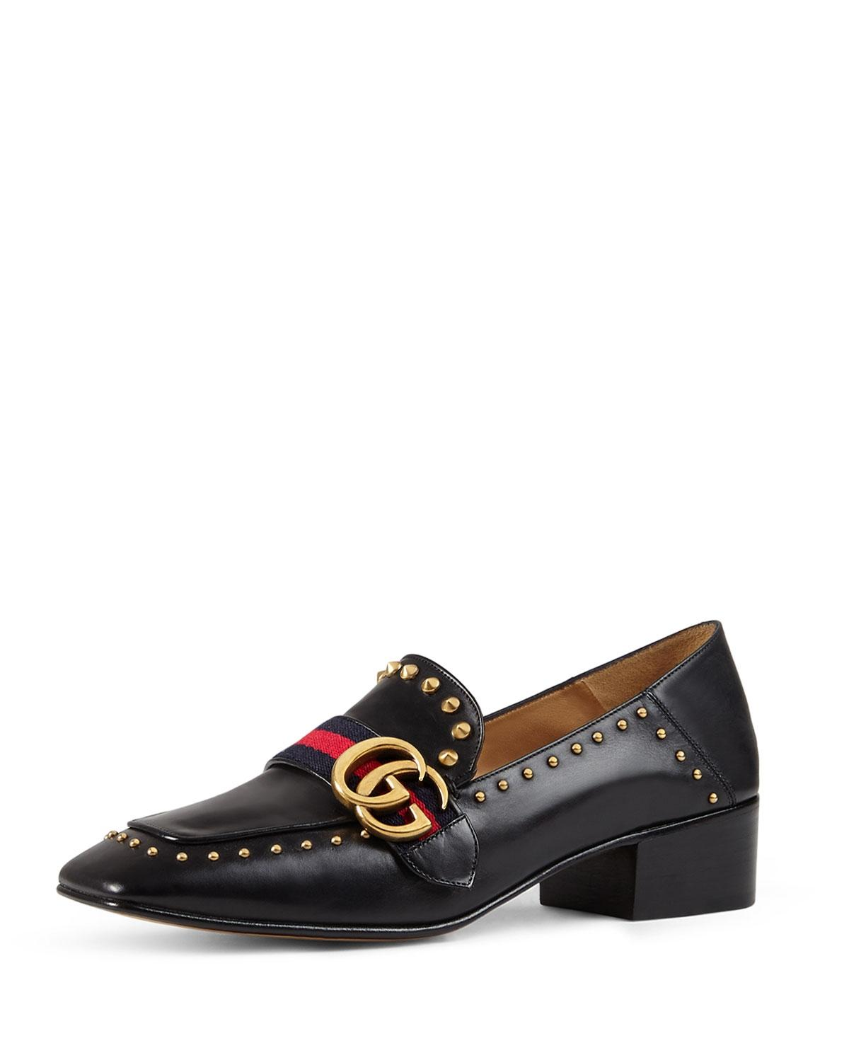 Gucci Women's Peyton Loafer Mule ryLI7
