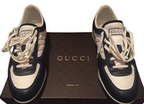 Gucci Blue and White Athletic