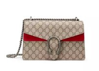 Gucci Dionysus Canvas Gg Shoulder Bag