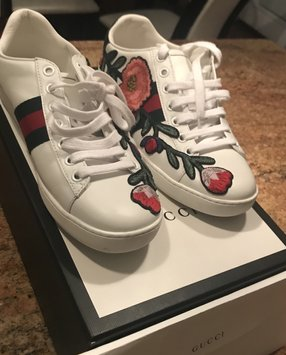 4a0f0384 Gucci Sneakers - Up to 70% off at Tradesy