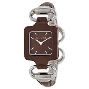 Gucci Gucci 1921 Brown Leather Ladies Watch