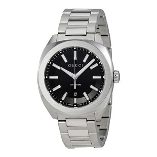 Gucci Gucci Black Dial Mens Watch
