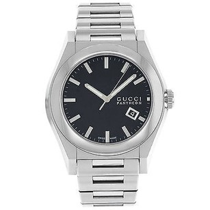 Gucci Gucci Pantheon Ya115209 Stainless Steel Quartz Mens Watch