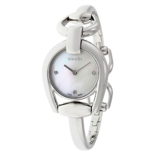 Gucci Gucci Pearl Dial Stainless Steel Ladies Watch