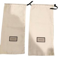 Gucci Gucci silk dust bags (2)