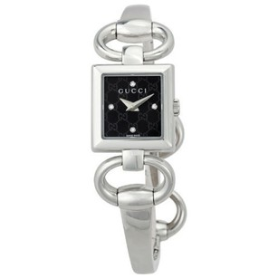 Gucci Gucci Tornabuoni Black Ladies Watch