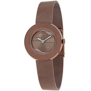 Gucci Gucci Ya129520 Womens Watch Brown -