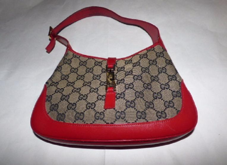 Gucci Vintage Jackie O Logo/designer Hobo Bag | Hobos on Sale
