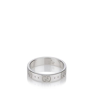 Gucci Jewelry,metal,ring,white,6lgurg002