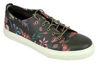 Gucci Mens Flower Print Leather Multi-Color Boots