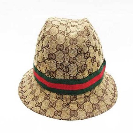 gucci monogram gg signature web bucket hat l. Black Bedroom Furniture Sets. Home Design Ideas
