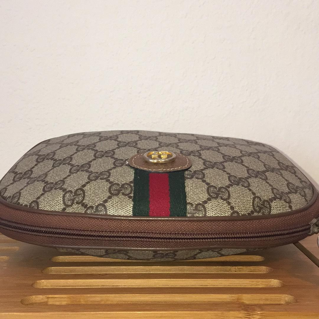 gucci monogram green and red web stripe 79 off retail