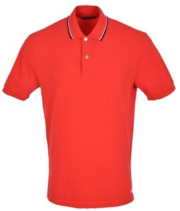Gucci Men's Polo Men's T Shirt Red