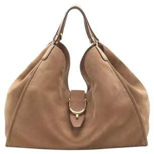 Gucci Satchel in Light Brown