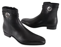 Gucci Shoe Shoe Black Boots