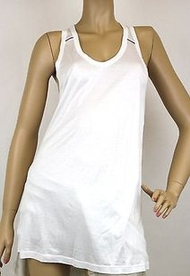 Gucci Tank Wgrg Web Top White