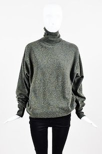 Gucci Heather Green Cashmere Sweater