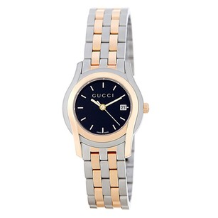 Gucci Two Tone Bracelet Watch - Women's
