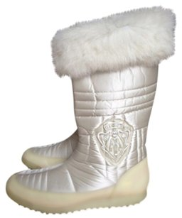 Gucci Winter white Boots
