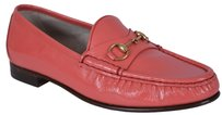 Gucci Women's Loafers Pink Flats