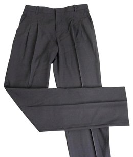 Gucci Wool Fine Tricotine Pants