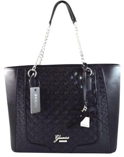 Guess Frosty Tote in Black
