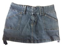 Guess Blue Skirt DENIM