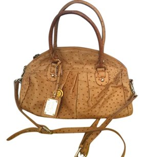 Guess By Marciano Satchel in Tan