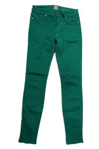Guess By Marciano Green Alert Skinny Jeans