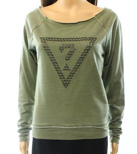 Guess Cotton-blends Long-sleeve New With Tags 3501-0050 Sweater