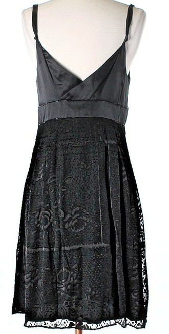 Guess Silk Floral Lace Dress