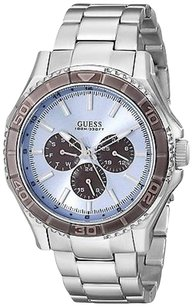 Guess Guess Stainless Steel Mens Watch U0479g2