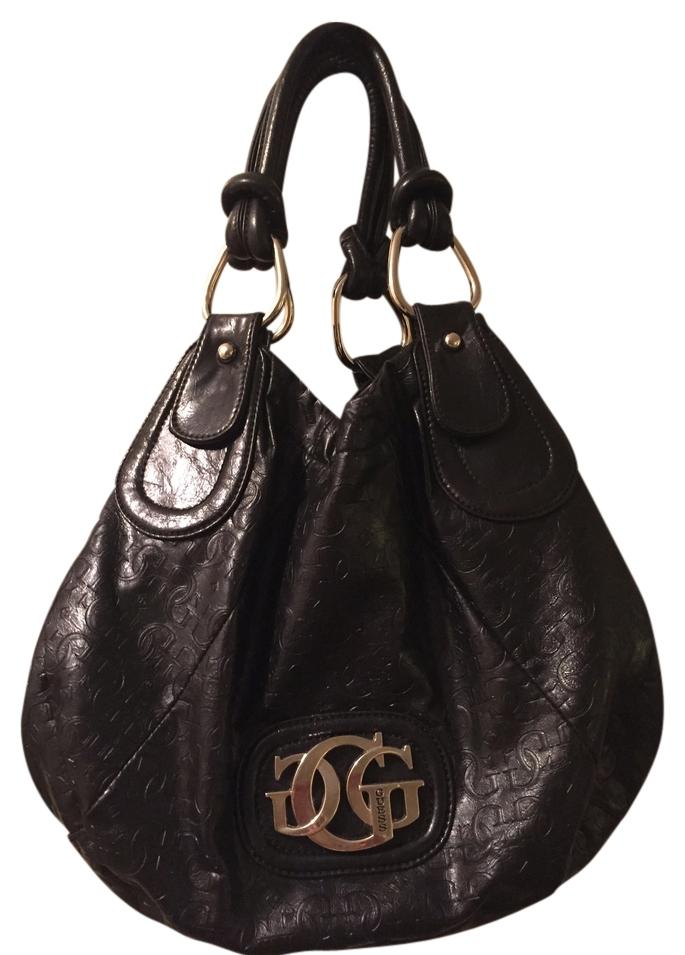 Guess Silver Hardware Monogram Hobo Bag | Hobos on Sale