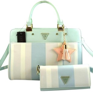 Guess Satchel in Green
