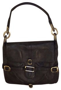 Guia Satchel in Black