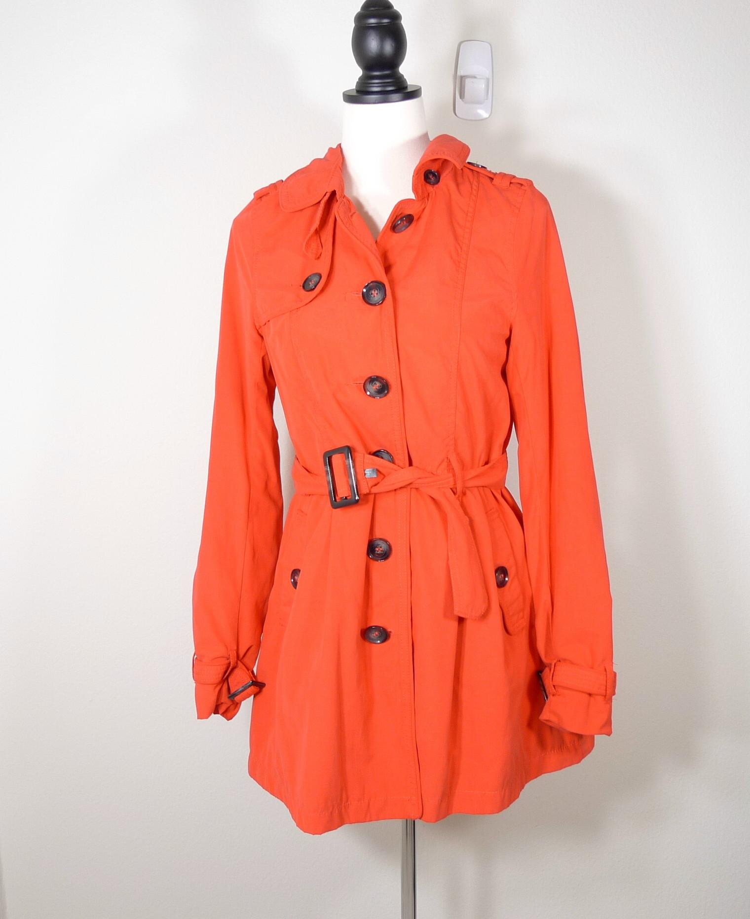 Trench jacket h&m