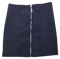 H&M Womens Divided By Hm Mini Skirt Gray