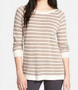 Halogen 100% Cashmere Boat Neck Sweater