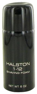 Halston Halston 1-12 By Halston Shaving Foam 6 Oz