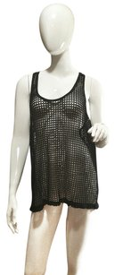 Hard Tail Hard Tail Open Knit Net Tank