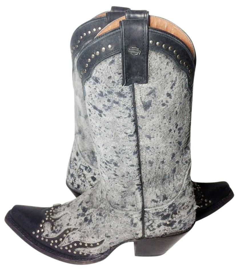 Wonderful Womens Harley Davidson Western Boots | EBay