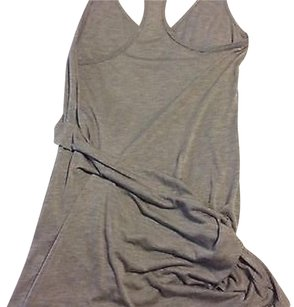 Helmut Lang Twist Soft New Top Grey