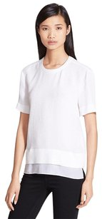 Helmut Lang Ivory Top White