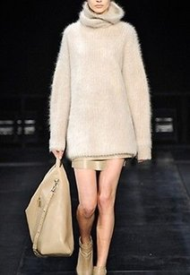 Helmut Lang Runway Veneered Sweater