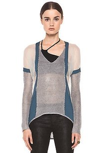 Helmut Lang Mesh Compact Sweater