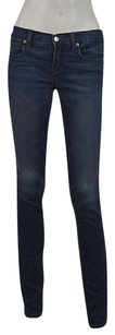 Henry & Belle Amp Womens Blue Wash Skinny 25 Cotton Pants Skinny Jeans