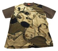 Herms T Shirt BROWN