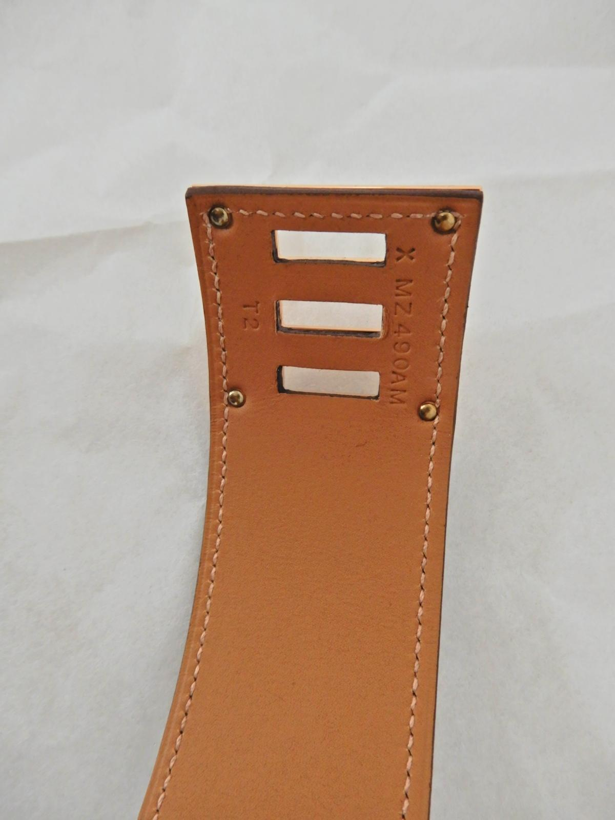 77aa940af751 australia hermes bearn yellow wallet tradesy 9aa0d b5584  good hermès taupe  kelly dog etoupe swift leather rose gold hw cuff a9d87 8e315